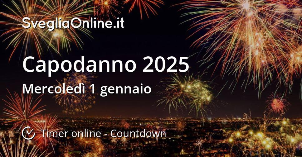Capodanno 2025