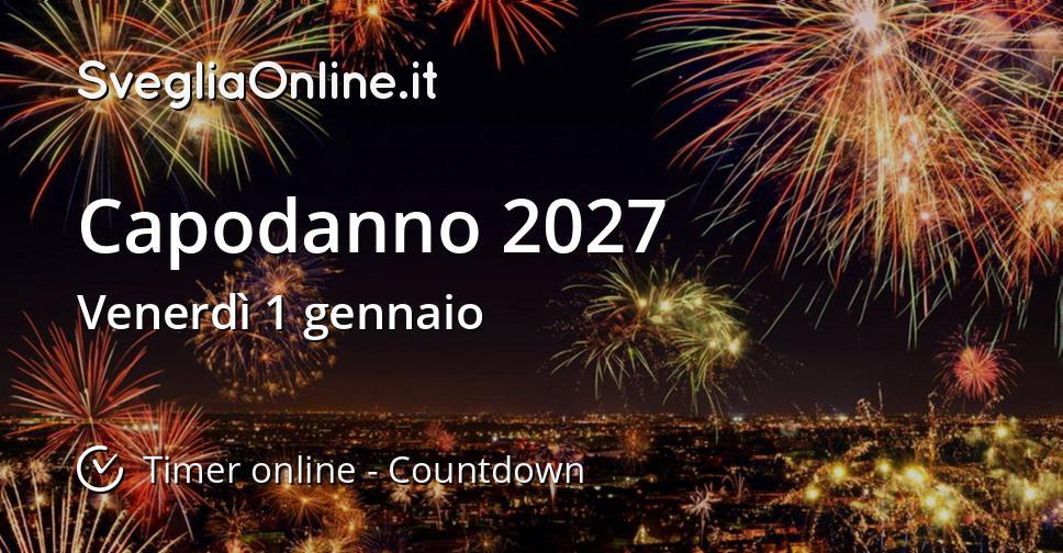 Capodanno 2027